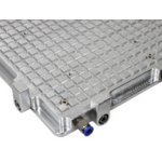 Grid vacuum table