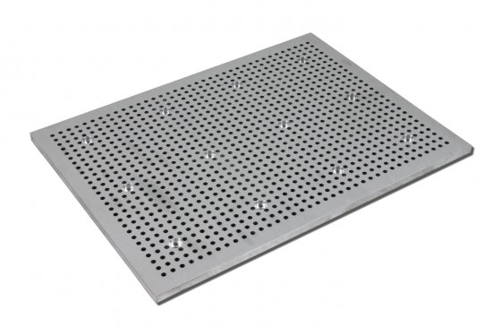 Hole grid plate 4030 for RAL-Pro vacuum tables