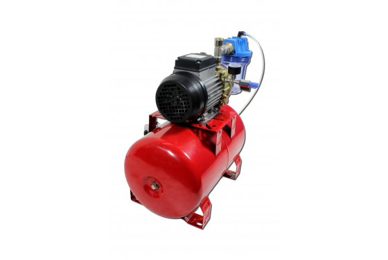 Liquid ring pump L.S.V.U.-ST-25