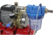 Liquid ring pump L.S.V.U.-ST-50