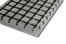 Steel cross slot plate 4030 X-Block