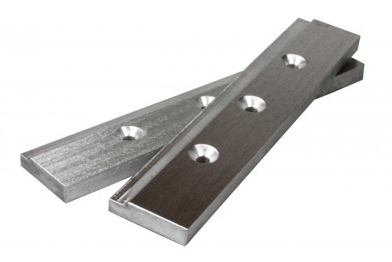 aluminium chuck jaw set for PS-200-AL