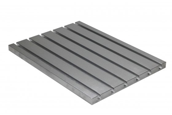 T-slot plate 100100