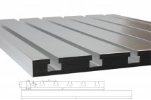 T-slot plate 6020